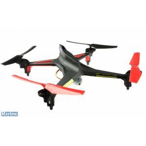 RayLine Alien Black X - Drone radiocommandé 2,4 Ghz avec caméra Full HD FPV