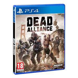 Dead Alliance sur PS4