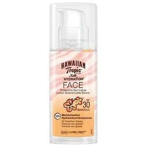 Hawaiian Tropic Face Lotion SPF 30 (50 ml)