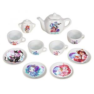 Smoby Dinette Porcelaine Enchantimals