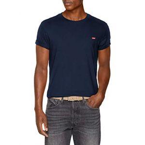 Levi's Original Hm T-shirt Hommes bleu T. M