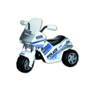 Peg Perego Moto électrique Raider Police