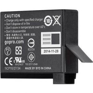 GoPro Batterie pour appareil photo AHDBT-401 3.8 V 1160 mAh