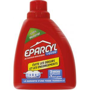 Eparcyl Liquide activateur biologique pour fosse - 500 mL