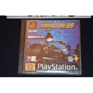Formula One 99 [PSone]