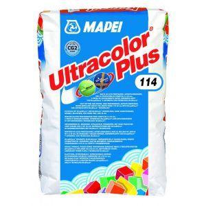 Mortier de jointement pour joints ULTRACOLOR PLUS Pack alu 5 Kg 112 GRIS MOYEN