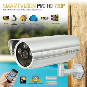 Aquila vizion SmartVizion AV-IPE09HD - Caméra IP externe