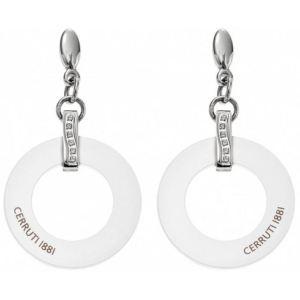 Cerruti R31346WZ - Boucles d'oreilles en céramique