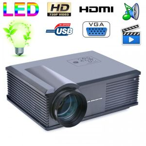 Yonis Y-vp9 - Vidéoprojecteur 3000 Lumens Full HD 1080p