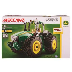 Meccano Tracteur John Deere Série 8R - 18302