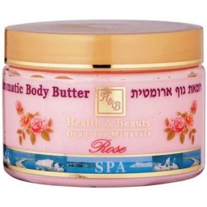 Health & Beauty Aromatic body butter - Rose