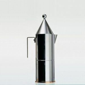Alessi 90002/3 - Cafetière à piston La Conica