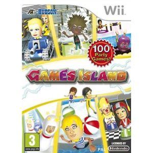 Games Island [Wii]