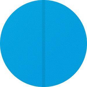 TecTake Bâche à bulles pour Piscine ronde de protection extérieure en Plastique 2,5 m Bleu