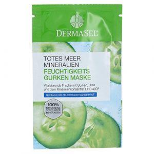 DermaSel Masque Hydratant Sel De La Mer Morte