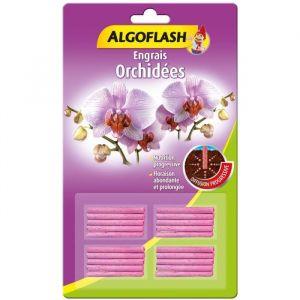 Algoflash Bâtonnets Engrais Orchidées 20 bâtonnets