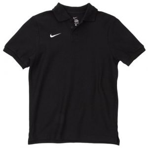 Nike Team Core T-Shirt Garçon, Noir/Blanc, FR