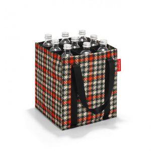 Reisenthel Sac pliant à bouteilles Bottlebag 9 compartiments