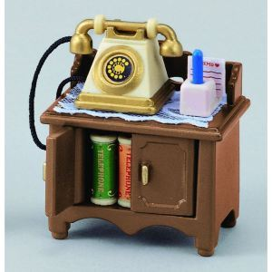 Epoch Sylvanian Families 2935 - Téléphone classique