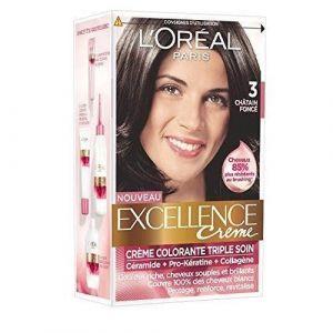 L'Oréal Excellence Couleur Permanente 3,00 Châtain Foncé