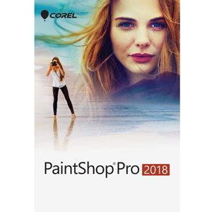 PaintShop Pro 2018 [Windows]