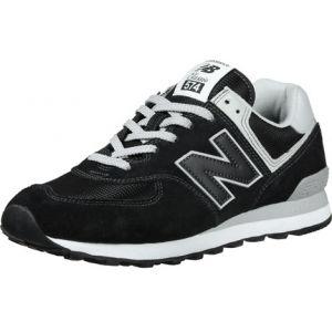New Balance Ml574 chaussures noir gris 44,5 EU
