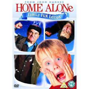 Home Alone Family Fun Special Edition [Import anglais] [DVD]