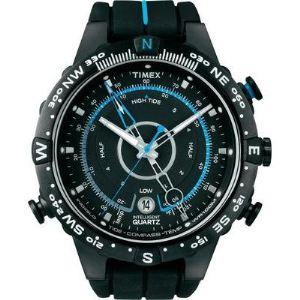 Timex T49859D7 - Montre pour homme Intelligent Quartz Boussole Temp Maré