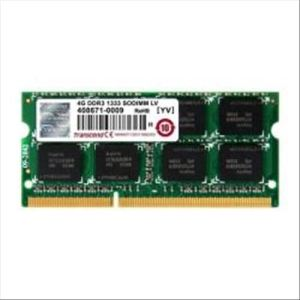 Transcend TS512MSK64W3N - Barrette mémoire 4 Go DDR3L 1333 MHz CL9 SO-DIMM