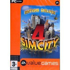 SimCity 4 Edition Deluxe - Le jeu + l'extension Rush Hour [PC]