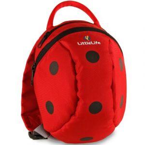 LittleLife Mini sac à dos pour enfants coccinelle