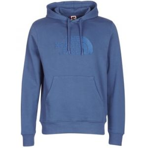 The North Face Sweat-shirt DREW PEAK PULLOVER HOODIE bleu - Taille XL,XS