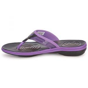 Reebok Tongs Classic EASYTONE PLUS FLIP violet - Taille 35