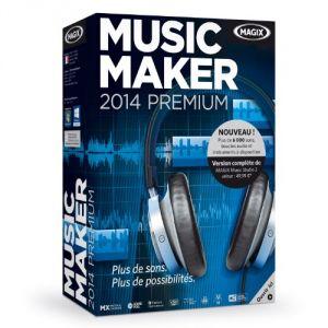 Music Maker 2014 premium [Windows]