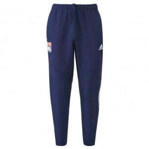 Adidas Pantalon de survêtement Bleu Marine Junior OL 19/20 - Taille - 13-14A - Couleur Bleu