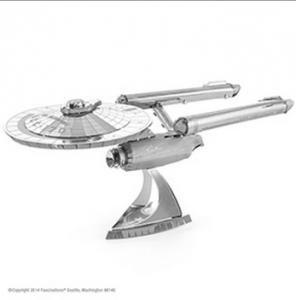 Metal Earth Maquette Star Trek Uss Enterprise Ncc-1701