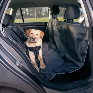 Trixie Couverture pour sièges de voiture 1,45 x 1,60 m