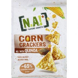 N.a! Crackers maïs quinoa bio - Le sachet de 50g