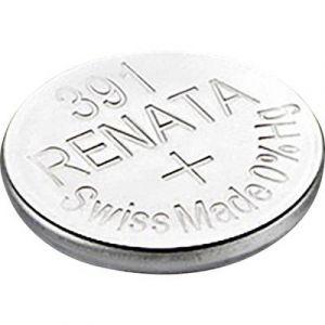 Renata Pile bouton 391 oxyde d'argent 50 mAh 1.55 V 1 pc(s)