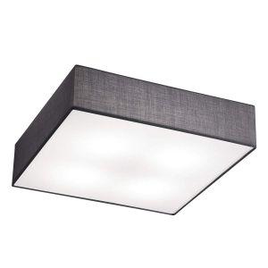 Trio Plafonnier EMBASSY Nickel mat 603800487 Lighting -