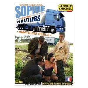 DVD - réservé Sophie et les routiers