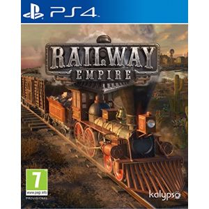 Railway Empire sur PS4