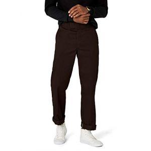 Dickies Original 874 Work pantalon léger Hommes marron T. 36/34