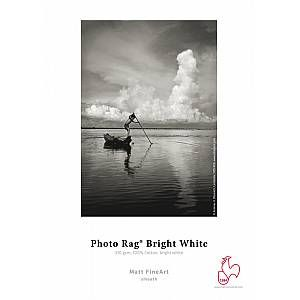 Hahnemühle Papier Photo Rag Bright W 310g A2 25 F