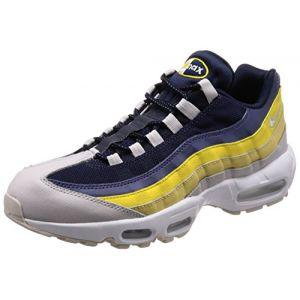 Nike Air Max 95 Essential Running chaussures bleu violet jaune bleu violet jaune 41,0 EU