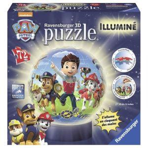 Ravensburger Pat'patrouille - Puzzle illuminé 3D 72 pièces