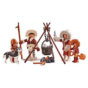 Playmobil 6559 - Famille d'Inuits