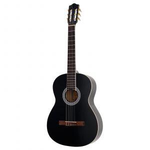 Bird CG1 4/4 BK Guitare classique, Noir
