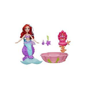 Image de Hasbro Disney Princesses Ariel la Petite Sirène Spa Arcenciel
