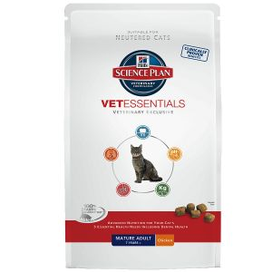Hill's Science Plan VetEssentials Feline Mature Adult - Sac 1,5 kg